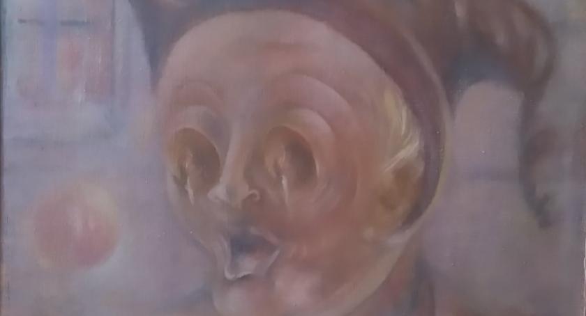 """Wystawy, Wystawa """"Portret nieoczywisty"""" Muzeum Witolda Gombrowicza - zdjęcie, fotografia"""