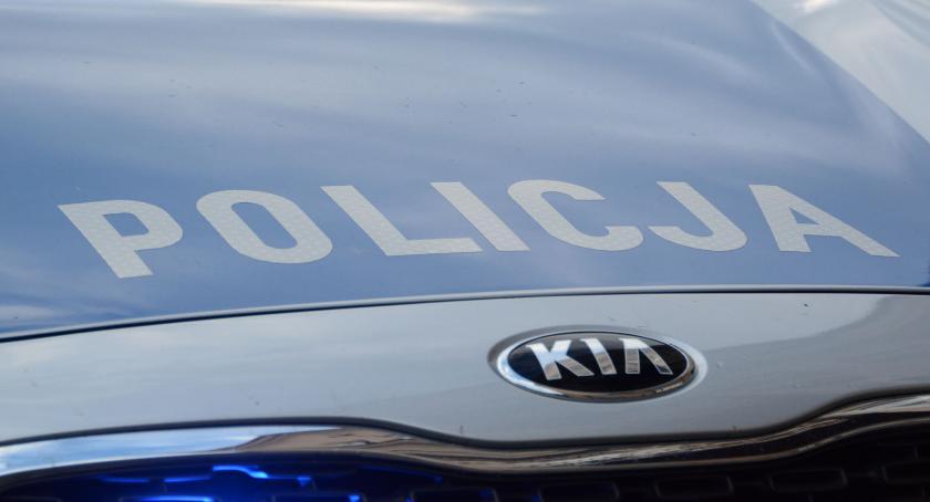 Kronika kryminalna, Ukradł pojazd holował mając dożywotni zakaz kierowania pojazdami - zdjęcie, fotografia