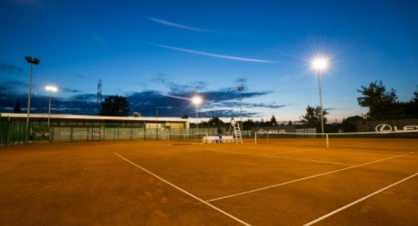 Sport - Inne, Zgłoś tenisowych mistrzostw Radomia - zdjęcie, fotografia