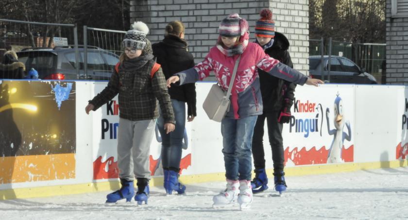 Sport - Inne, MOSiR sprzyja weekend wybierz lodowisko basen - zdjęcie, fotografia