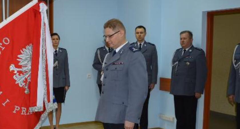 Policja Radom/Policja Mazowiecka, Komendant odwołany - zdjęcie, fotografia