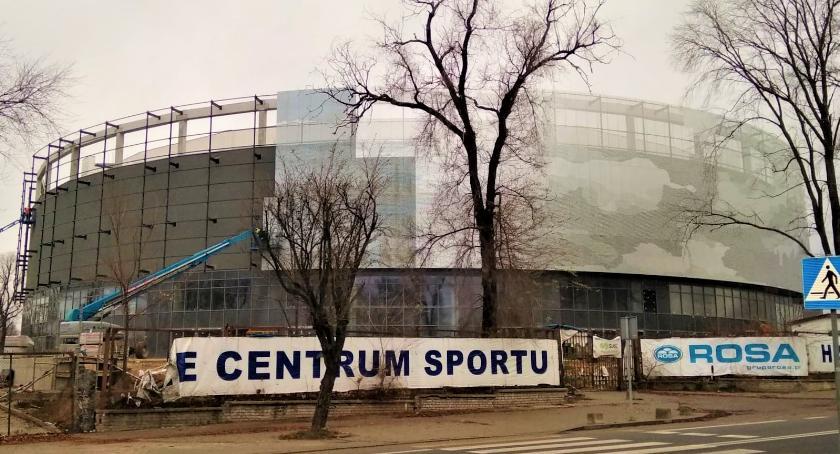 Ważne, MOSiR Prace budowie Radomskiego Centrum Sportu będą kontynuowane - zdjęcie, fotografia