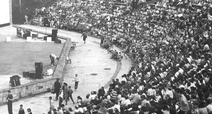 Rozrywka, Powspominajmy Amfiteatr radomian - zdjęcie, fotografia