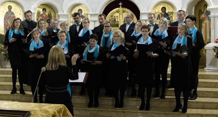 Koncerty, Koncert kolęd prawosławnych Resursie - zdjęcie, fotografia