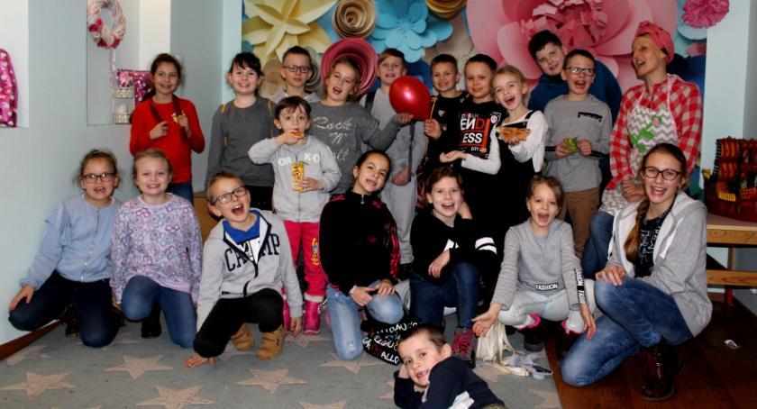 Rozrywka, Ferie pełne atrakcji Centrum Nauki Zabawy Bajka [FOTO] - zdjęcie, fotografia