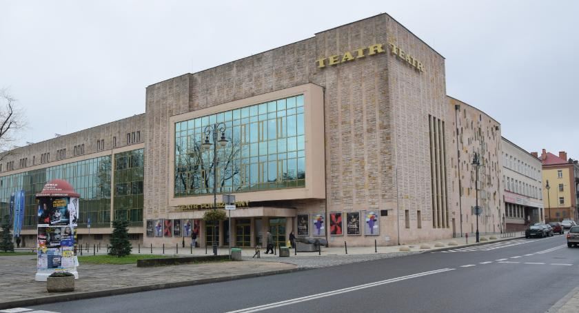 Teatr, Podsumowanie Teatrze Powszechnym Kochanowskiego Radomiu - zdjęcie, fotografia