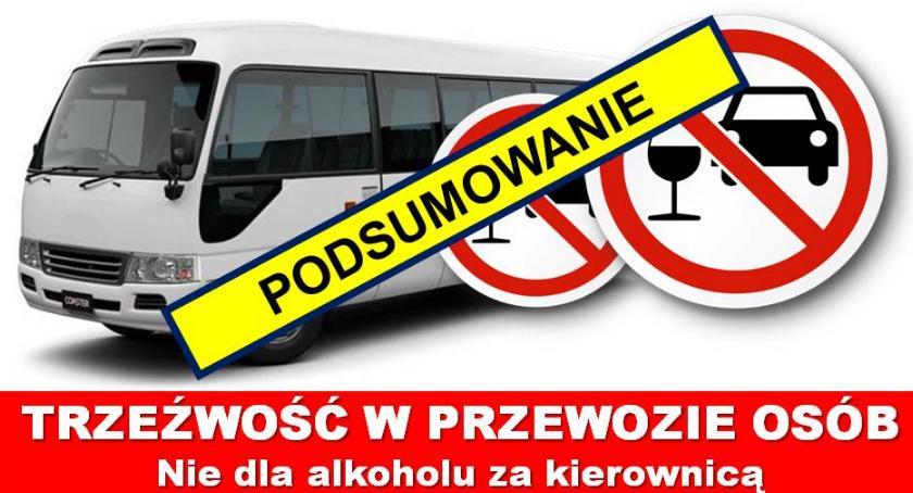 Policja Radom/Policja Mazowiecka, Trzeźwość przewozie osób poniedziałek - zdjęcie, fotografia