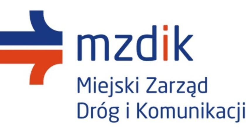 Komunikaty i ogłoszenia, Utrudnienia ruchu kołowym Dzierzkowie Glinicach - zdjęcie, fotografia