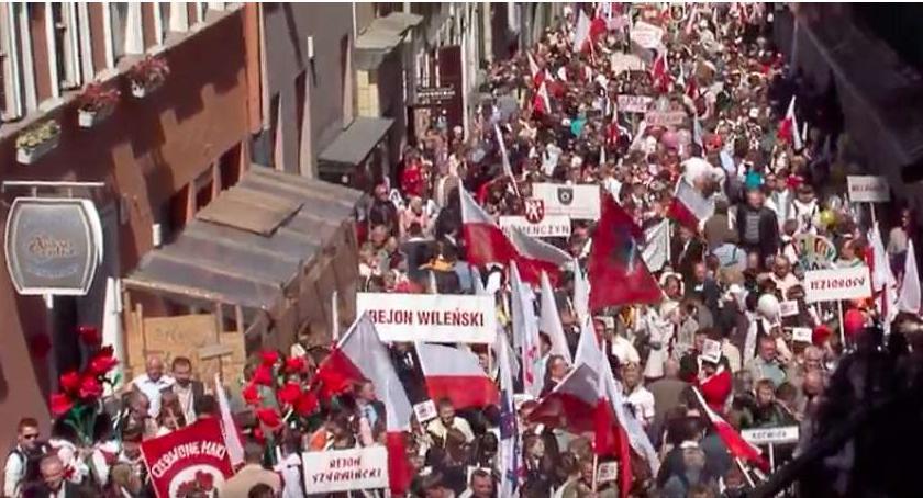 Kresy, Polacy wygrywają wybory Wileńszczyźnie - zdjęcie, fotografia