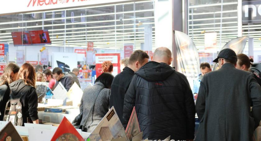 Inne, Radomska Giełda Winyli Media Markt - zdjęcie, fotografia