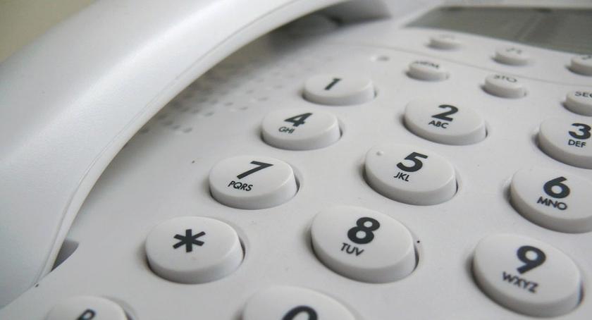 Kronika kryminalna, Policja przypomina Uważajmy telefon oszustów! - zdjęcie, fotografia
