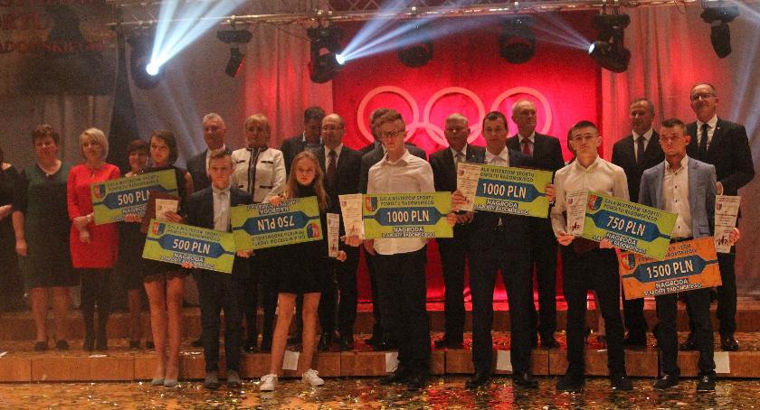 Wydarzenia, Mistrzów Sportu Powiatu Radomskiego [FOTO] - zdjęcie, fotografia