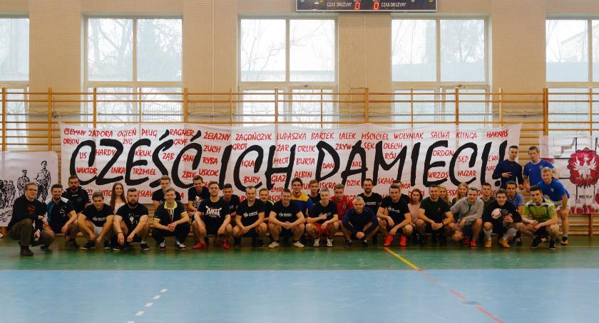 Sport - Inne, Cześć pamięci! edycja turnieju piłkarskiego [FOTO] - zdjęcie, fotografia