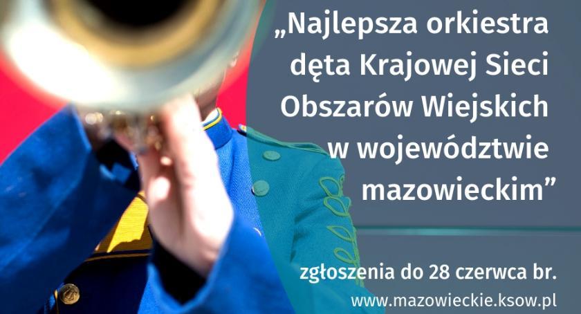 Informacje z Radomia i okolic , Orkiestry start! - zdjęcie, fotografia