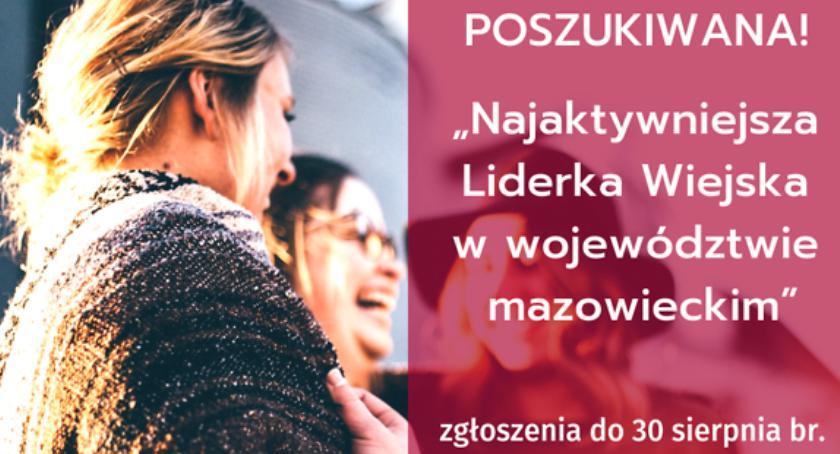Informacje z Radomia i okolic , Aktywne kobiety poszukiwane - zdjęcie, fotografia