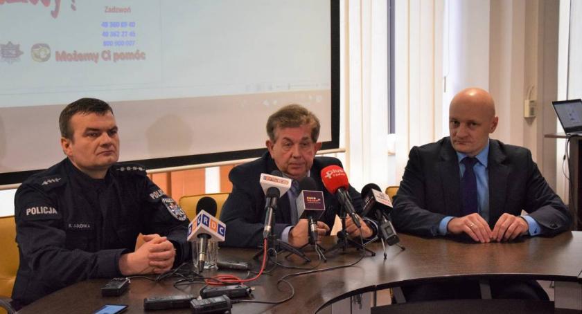 Informacje z Radomia i okolic , przemocy! Rusza NIEBIESKI TYDZIEŃ [FOTO] - zdjęcie, fotografia