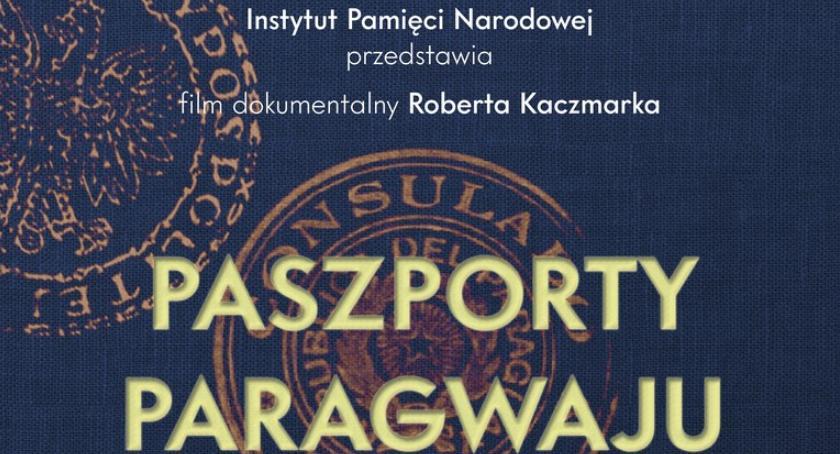 Kino, Paszporty Paragwaju Resursie Obywatelskiej - zdjęcie, fotografia