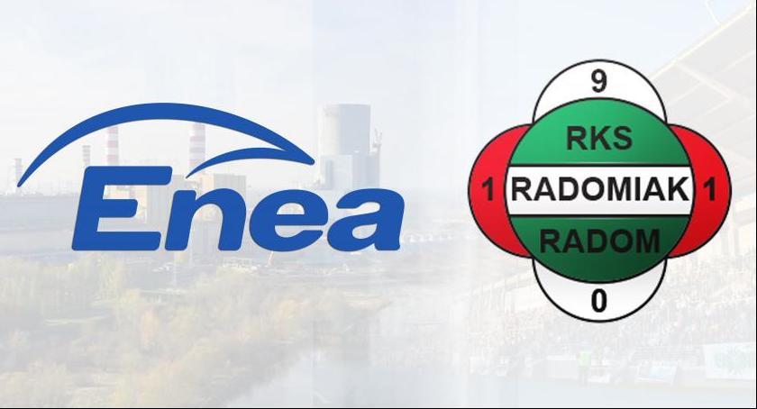 Piłka Nożna, nowym sponsorem Radomiaka - zdjęcie, fotografia