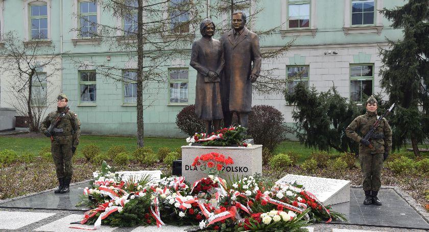 Wydarzenia, rocznica katastrofy smoleńskiej Radomiu [FOTO] - zdjęcie, fotografia