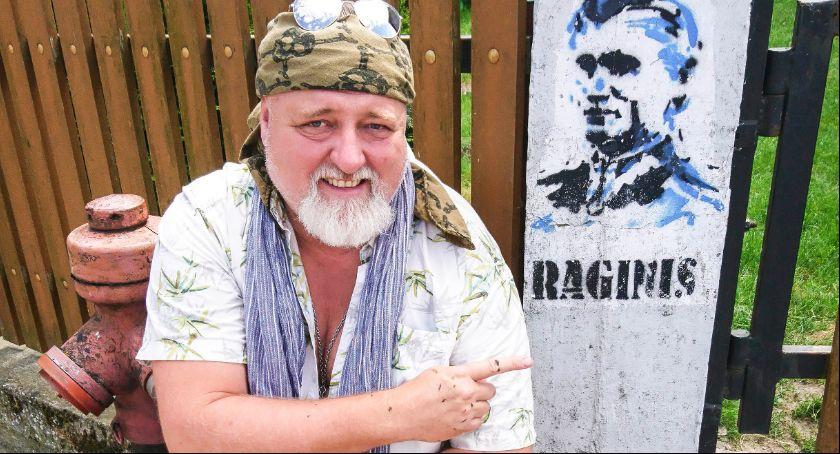 Inne, Światowy Dzień Sztuki Spotkanie artystą Rafałem Roskowińskim - zdjęcie, fotografia