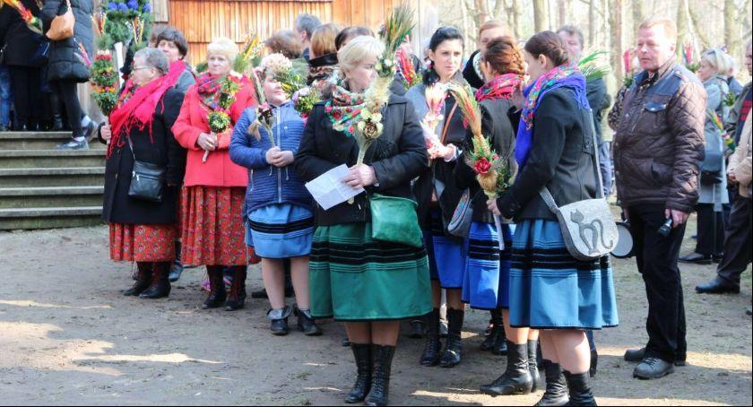 Wydarzenia, Barwne uroczystości Niedzieli Palmowej - zdjęcie, fotografia
