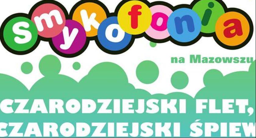 Koncerty, Smykofonia Mazowszu niedzielę kolejny koncert melomaluszków - zdjęcie, fotografia