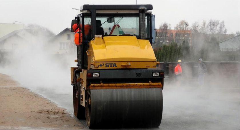 Inwestycje, Miasto zabiega dofinansowanie inwestycji drogowych - zdjęcie, fotografia