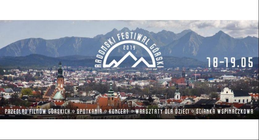 Rozrywka, Radomski Festiwal Górski bilety jeszcze sprzedaży! - zdjęcie, fotografia