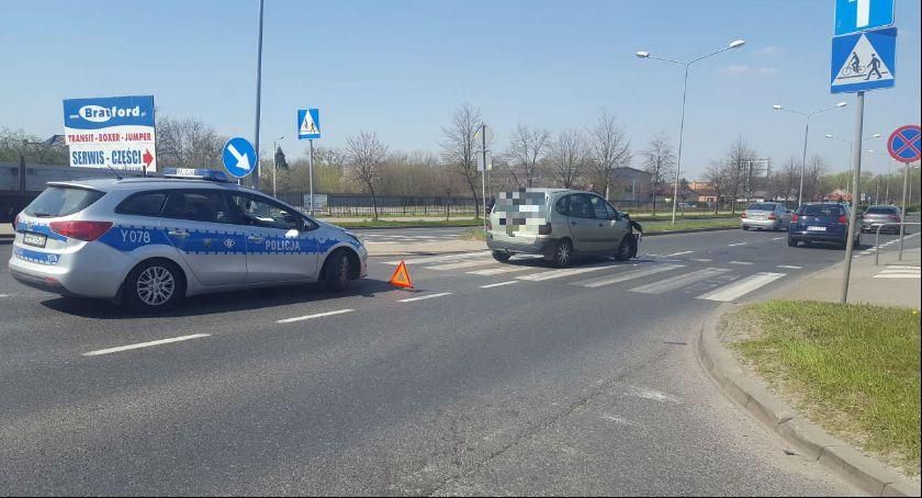 Wypadki, Wypadki lokalnych drogach Policja apeluje ostrożność drodze [FOTO] - zdjęcie, fotografia