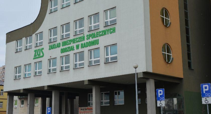 Informacje z Radomia i okolic , emerytury będą wyższe żyjemy krócej - zdjęcie, fotografia