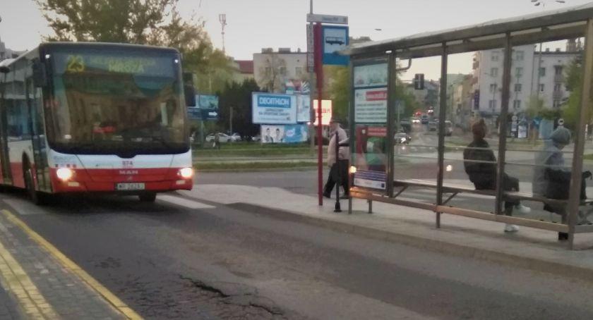 Komunikaty i ogłoszenia, Utrudnienia kursowaniu linii miejskiej Sołtykowie - zdjęcie, fotografia