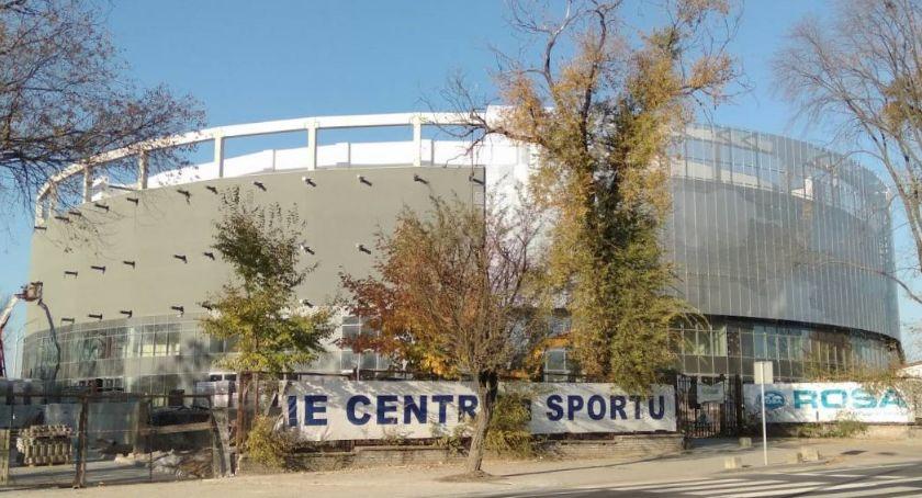 Ważne, MOSiR budowy Radomskiego Centrum Sportu Słowa posła Marka Suskiego prawdą - zdjęcie, fotografia