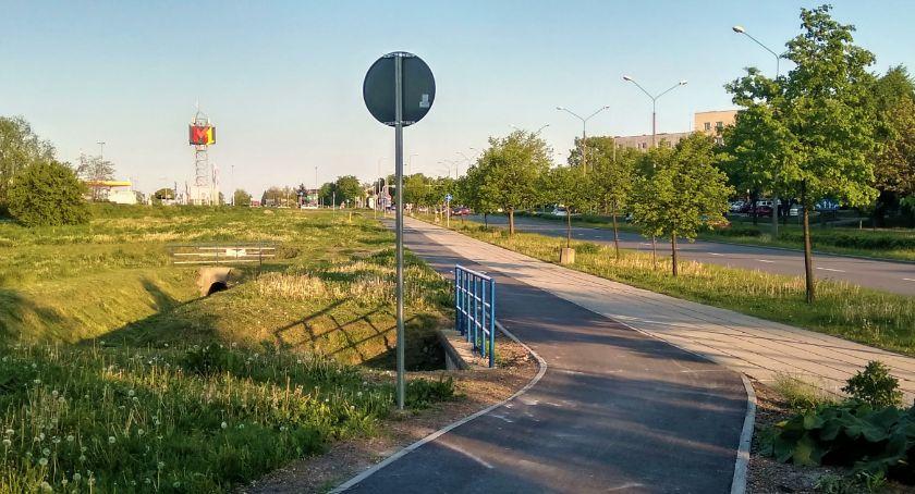 Inwestycje, ścieżka rowerowa Radomiu gotowa [FOTO] - zdjęcie, fotografia