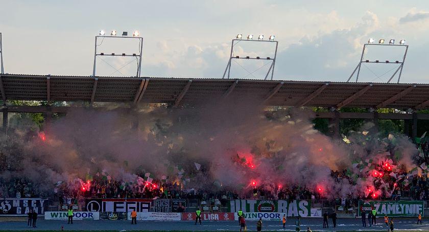 Piłka Nożna, Radomiak Radom lidze! [FOTO] - zdjęcie, fotografia