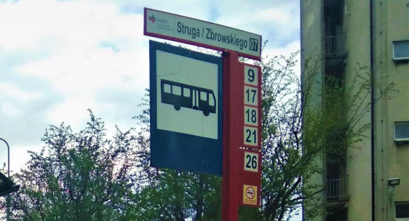 Komunikaty i ogłoszenia, Skrócenie trasy autobusów linii Antoniówki zmiana terminu - zdjęcie, fotografia