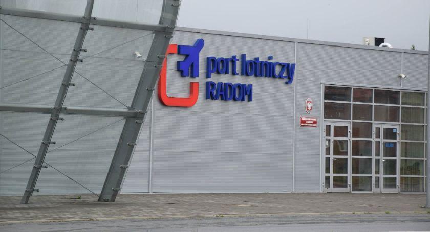 Ważne, Przetarg wykonawcę drogi startowej lotnisku Radomiu rozstrzygnięty - zdjęcie, fotografia