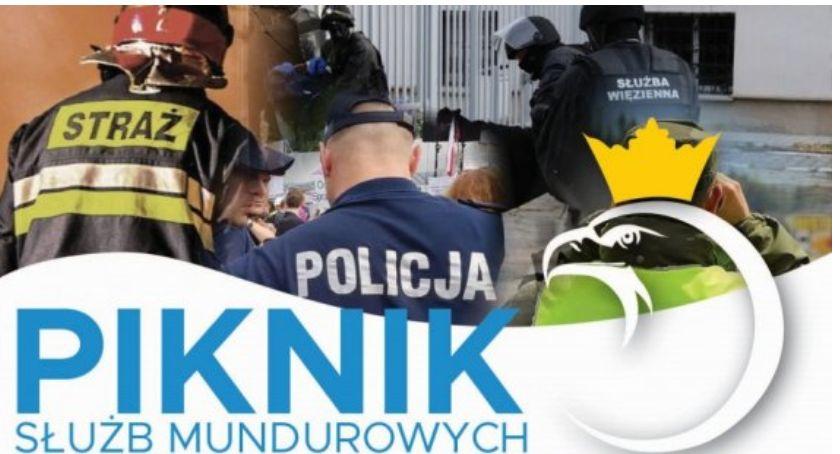 """Policja Radom/Policja Mazowiecka, """"Dzień mundurem"""" Grójecki piknik służb mundurowych - zdjęcie, fotografia"""