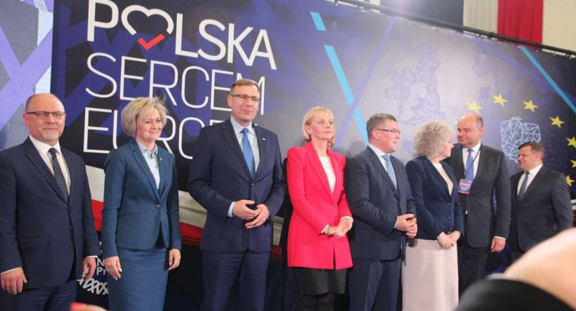 """Polityka, """"Ważą Polski musimy wygrać wybory"""" Konwencja Prawa Sprawiedliwości Radomiu [FOTO] - zdjęcie, fotografia"""