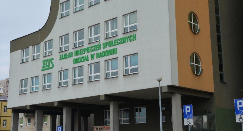 Informacje z Radomia i okolic , Mniej zwolnień lekarskich - zdjęcie, fotografia