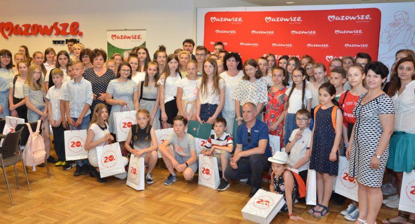 Edukacja, Uczniowie Mazowsza specjalistami ekologicznej żywności - zdjęcie, fotografia