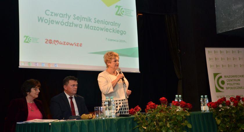 Informacje z Radomia i okolic , bezpieczeństwie seniorów Mazowszu - zdjęcie, fotografia