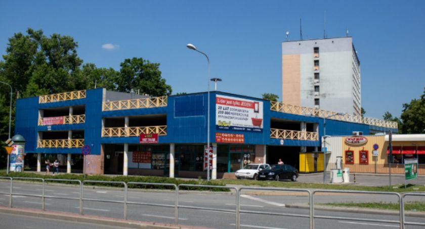 Inwestycje, Parking Kelles Krauza remontu - zdjęcie, fotografia