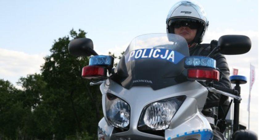 Policja Radom/Policja Mazowiecka, Bezpieczny długi weekend Policja apeluje ostrożność - zdjęcie, fotografia