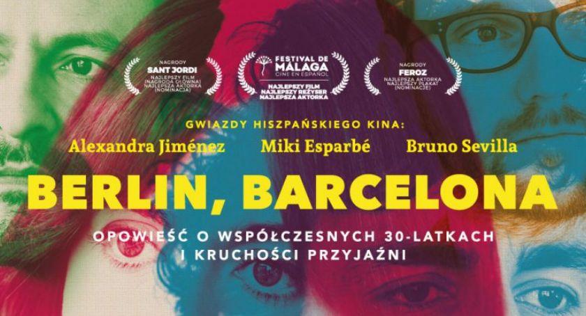 Kino, Berlin Barcelona Klubie Dobrego Filmu - zdjęcie, fotografia