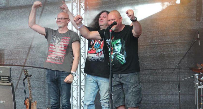 Koncerty, Koncert zespołów Proletaryat zakończenie obchodów rocznicy Radomskiego Czerwca76 [FOTO] - zdjęcie, fotografia