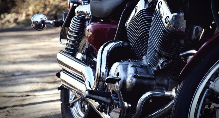 Wypadki, Kolejne wypadki udziałem motocyklistów - zdjęcie, fotografia