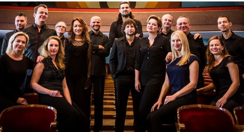 Koncerty, Pierwszy zagraniczny koncert Radomskiej Orkiestry Kameralnej - zdjęcie, fotografia