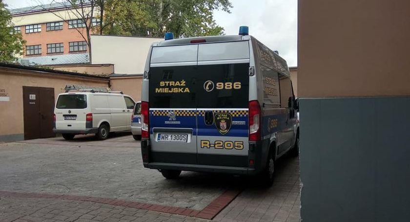 Interwencja, Zakłócali porządek publiczny zostali ukarani mandatem - zdjęcie, fotografia