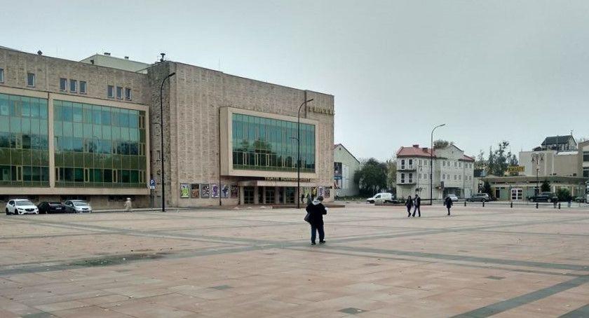 Komunikacja Miejska , Zamknięcie odcinków Placu Jagiellońskim - zdjęcie, fotografia
