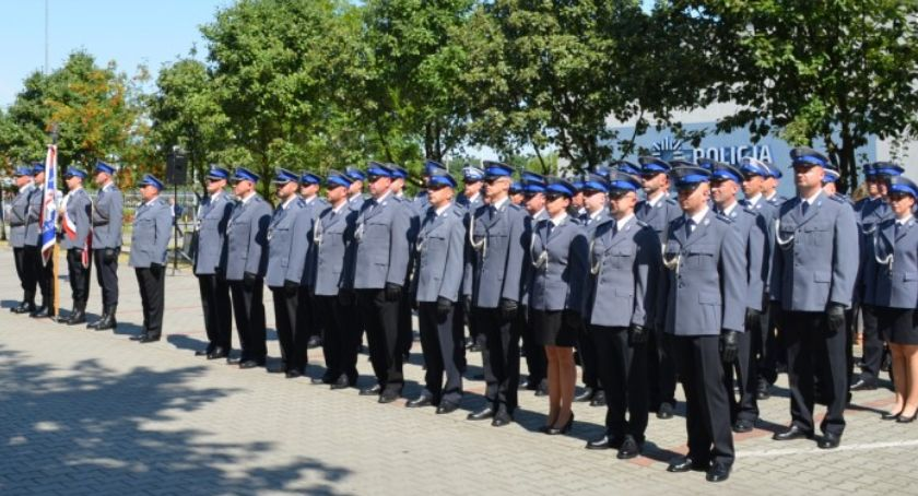 Policja Radom/Policja Mazowiecka, Święto Policji radomskiej komendzie [FOTO] - zdjęcie, fotografia
